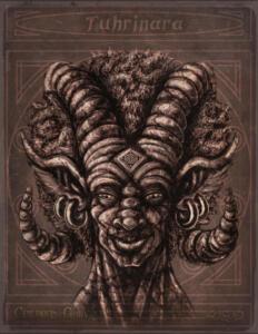 Eternal - Rendaraian - Tuhrinara