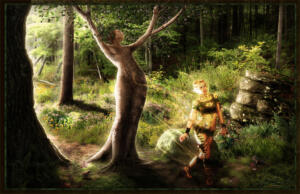 A Dryad's Hope