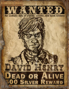War & Horses: David Henri - Wanted