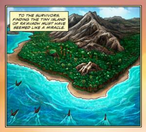 COG: The Ra'Avadhi - Page 01 - Panel 02
