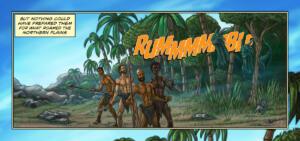 COG: The Ra'Avadhi - Page 02 - Panel 01