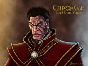 Lord General Vargas