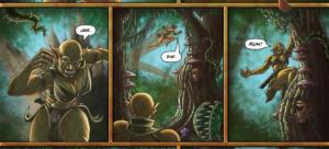 Refuge - Page 1, Panels 4-6